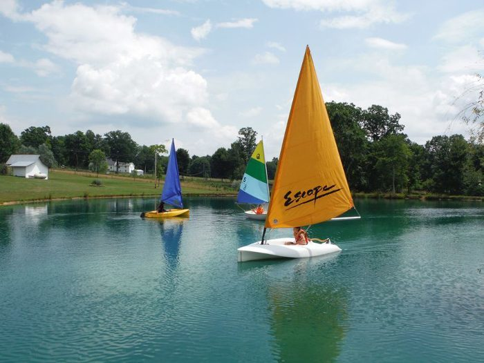 5. Summersville Lake