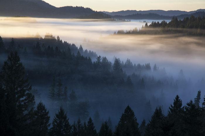 12. BLM Land on the Northern California/Oregon border.
