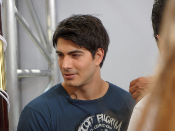 """7. The guy who played Superman in """"Superman Returns,"""" (Brandon Routh) was born in the Des Moines area."""