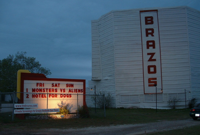 4. Brazos Drive-In (Granbury)