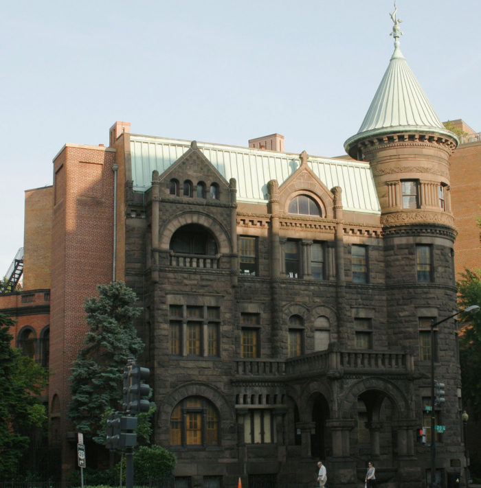 7. The Brewmaster's Castle