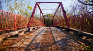The Story Behind This Haunted Texas Bridge Will Give You Nightmares