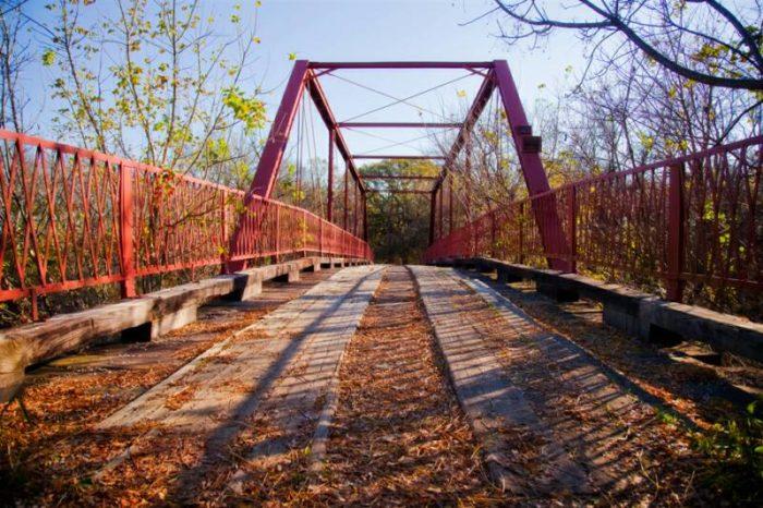 The Haunted Goat Man Bridge Is The Spookiest Bridge In Texas