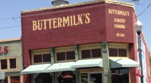 6. Buttermilk's (Canton)