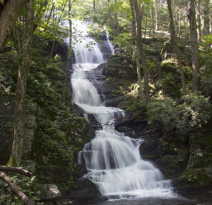 2. Buttermilk Falls
