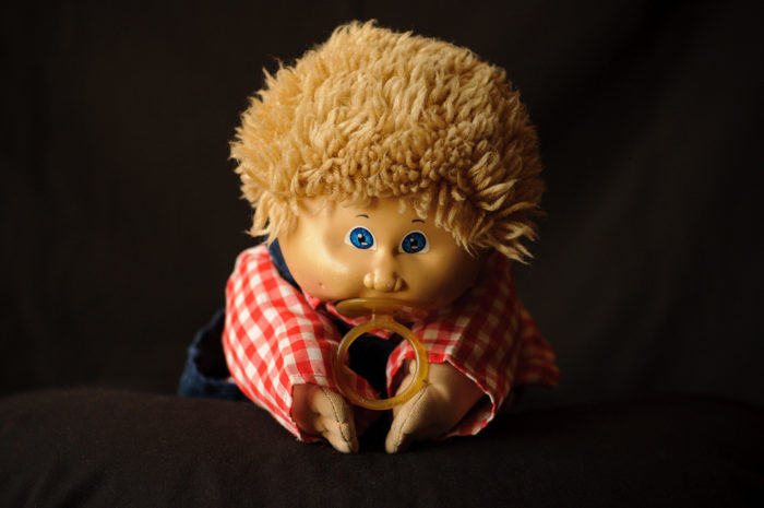 8. Cabbage Patch Dolls