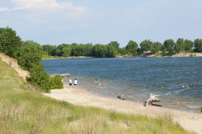 3. Calamus Reservoir, near Burwell
