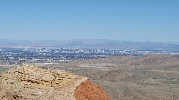 1. Calico Tanks Red Rock Canyon – Las Vegas