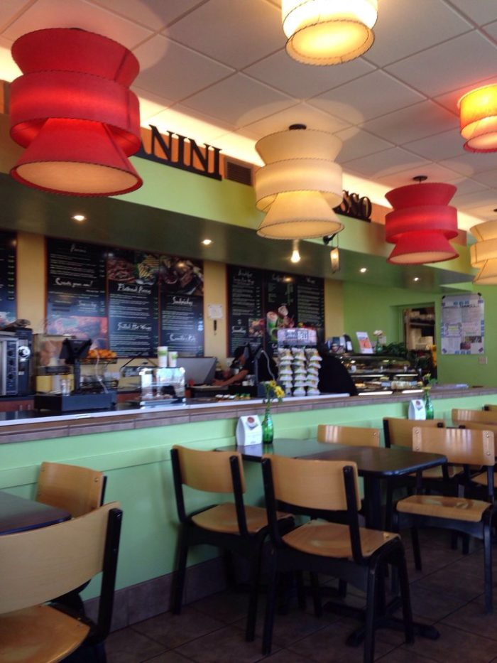 5. Camille's Sidewalk Café, 306 S 2nd Street, Gallup