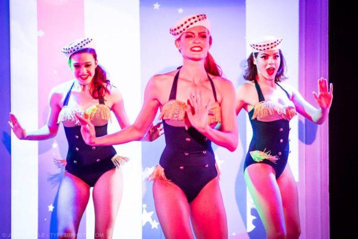 7.  Catch a Burlesque show