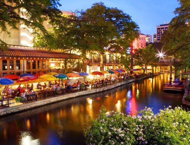 The 7 Best Riverfront Restaurants In Texas