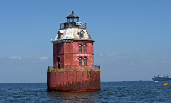 6. Chesapeake Lights, Tilghman Island