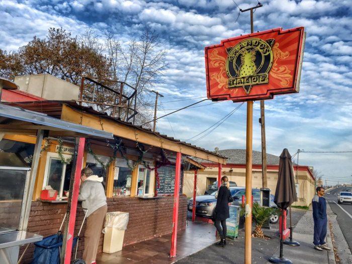 4. Chando's Tacos 863 Arden Way, Sacramento