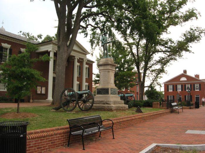 3. Charlottesville, Virginia