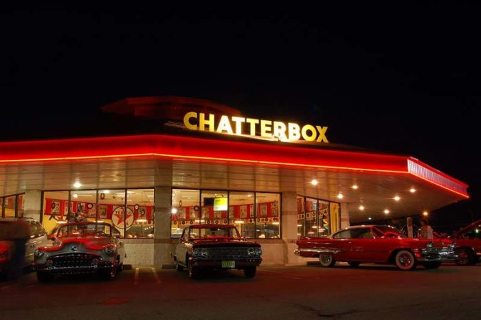 1. The Chatterbox Drive-In, Augusta