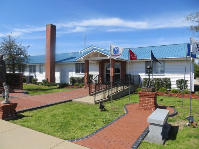 6. Chennault Aviation and Military Museum, 701 Kansas Ln., Monroe, LA