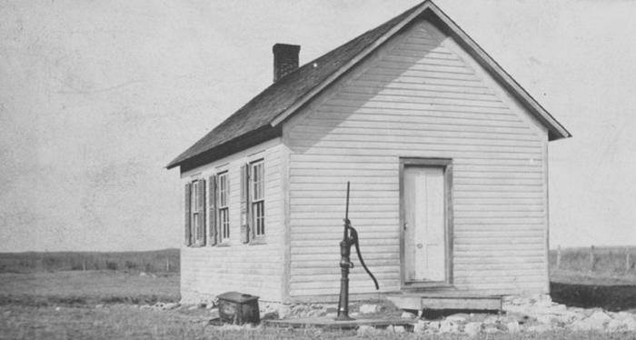 3. District 10 schoolhouse, Cherry County