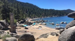 This Hidden Beach In Nevada Will Take You A Million Miles Away From It All