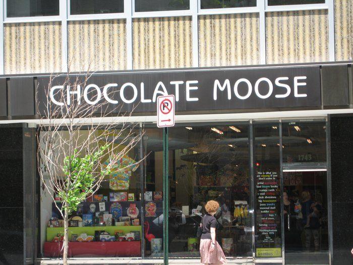 7. Chocolate Moose