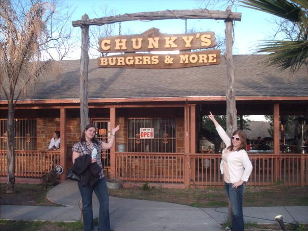 Not only does Chunky's have arguably the best burgers in San Antonio, but it's also home to the infamous '4 Horsemen' burger challenge.