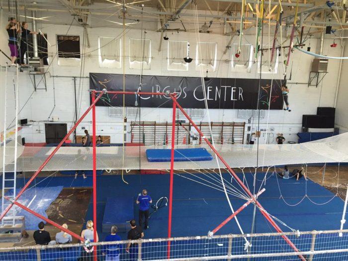 1. Go to Circus School