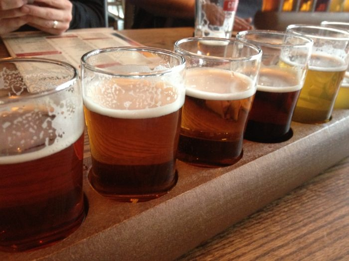 3. Craft Beer may not be a dish, BUT you need something to drink with your meal, right?