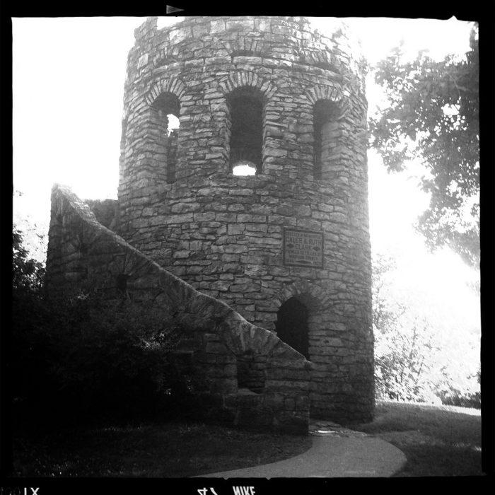 6. Clark Tower, Winterset