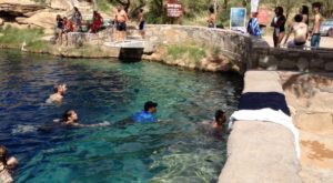 This Swimming Spot Has The Clearest, Most Pristine Water In New Mexico