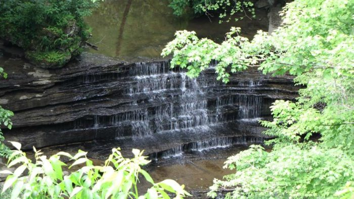 6. Clifty Falls State Park Trails - Madison