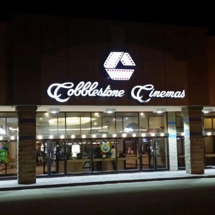 8. Take in a reduced-price movie at Cobblestone 9 Theaters on Tuesdays.