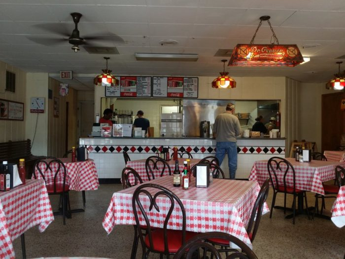 10. Cotten's Famous Hamburgers, 2001 Oak Park Blvd., Lake Charles