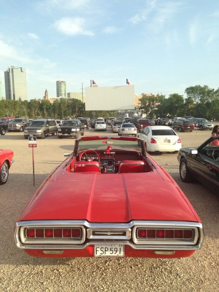 1. Coyote Drive-In (Fort Worth)