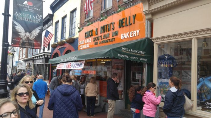6. Chick and Ruth's Delly, Annapolis