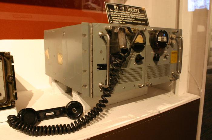 3. National Cryptologic Museum