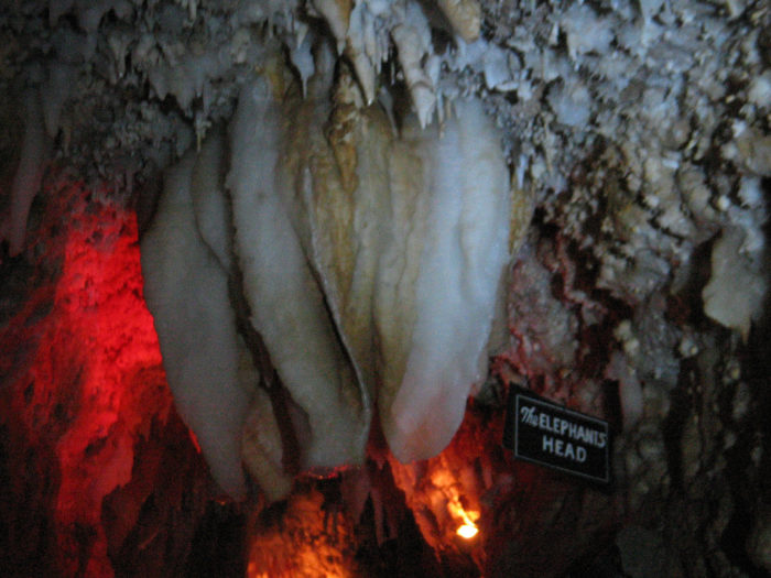 Crystal Lake Cave contains strikingly unique and beautiful mineral formations that are still alive and growing today.