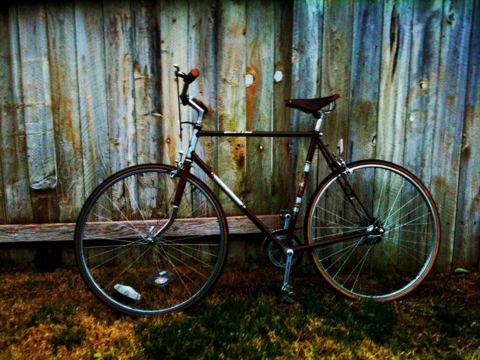 9. Bike around Davis.
