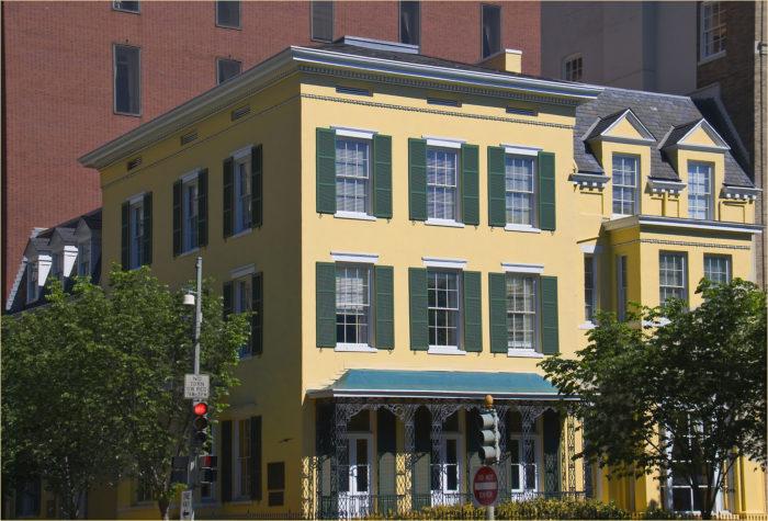 8. Cutts-Madison House