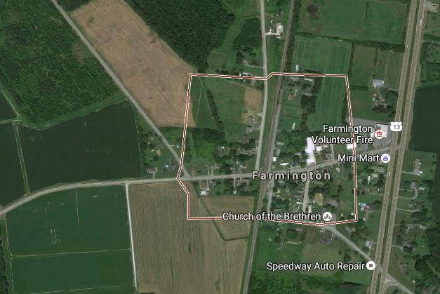 7. Farmington, Kent County