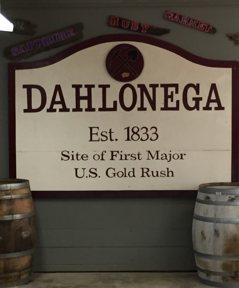 Investors found this spot to be extremely valuable and bought 7,000 acres of land around the discovery sightplus smaller mines nearby, which is what created the Dahlonega Consolidated Gold Mining Co. in 1895.