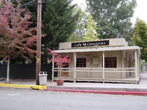 5. Cafe Maddalena  5801 Sacramento Ave, Dunsmuir