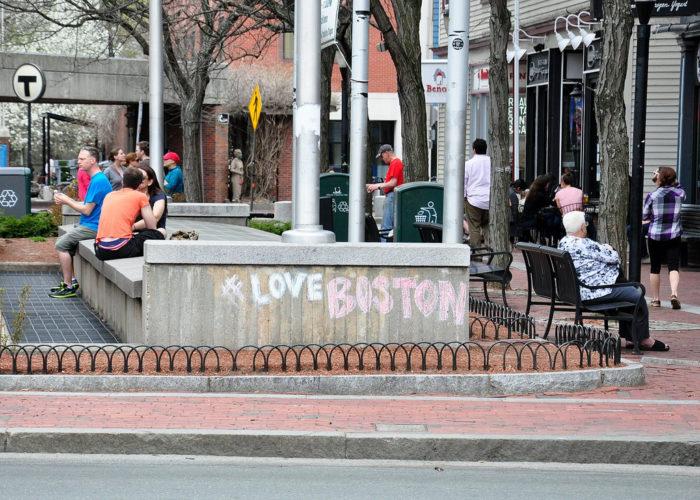 3. Urban Life - Davis Square