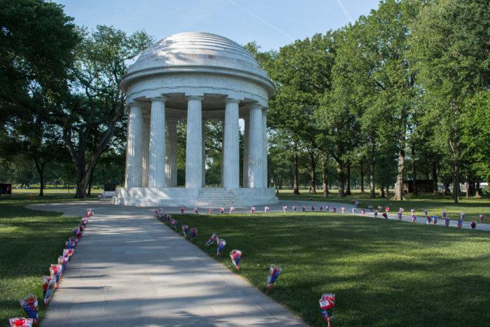 2. DC War Memorial