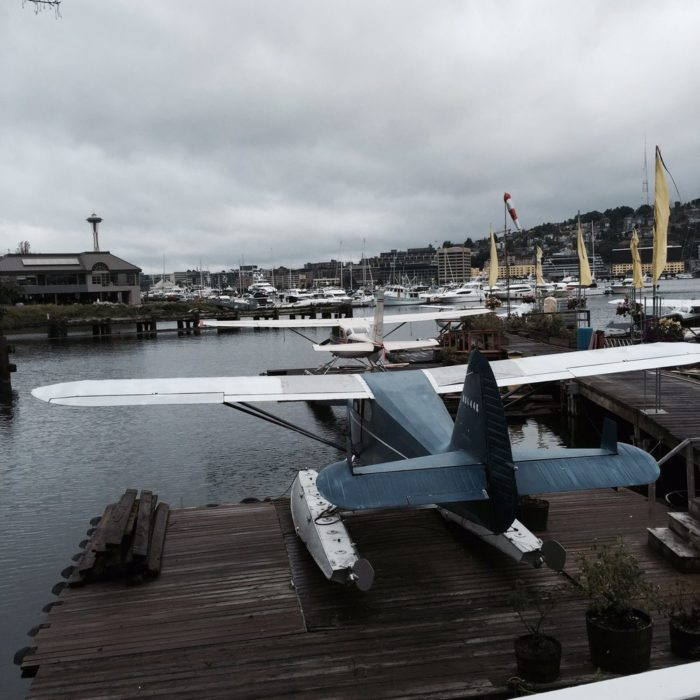 1. An adventure with Seattle Seaplanes