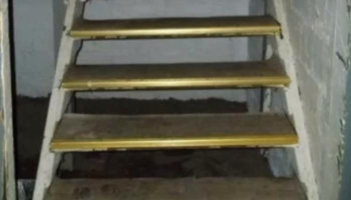 demon stairs