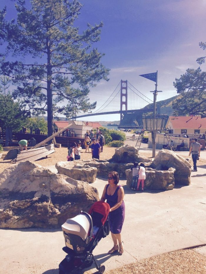 If you have children, explore the interactive exhibits at the Bay Area Discovery Museum near the foot of the Golden Gate Bridge.