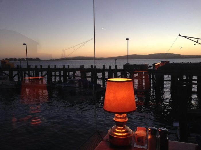 2. Lucas Wharf Restaurant & Bar 595 S Hwy 1Bodega Bay