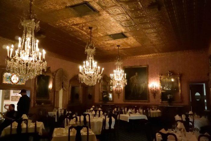 7. The Double Eagle Restaurant (Mesilla)