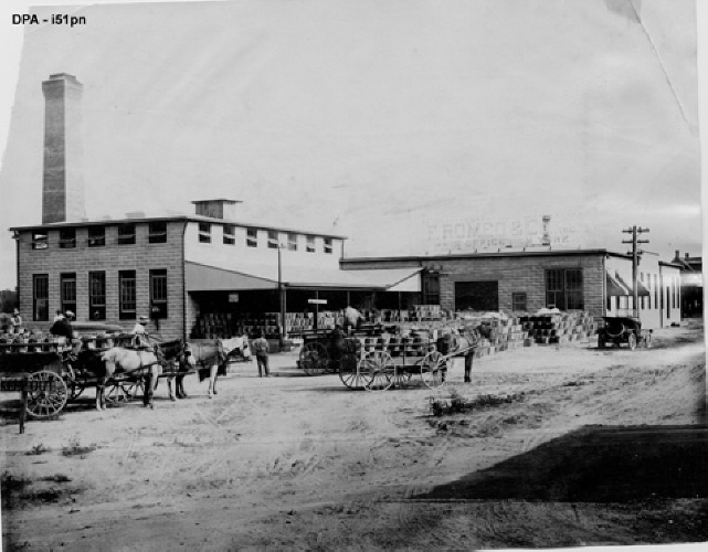 15. F. Romero & Co Cannery, Dover, 1923
