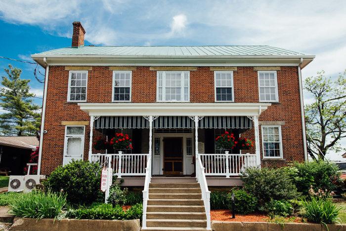 2. Drovers Inn, Wellsburg