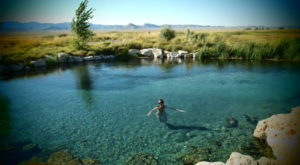 8 Natural Swimming Spots With The Clearest, Most Pristine Water In Nevada